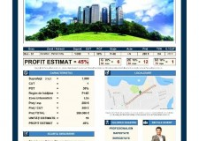 Teren Coralilor - Petrom City = 1.000 mp