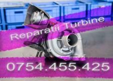 Turbina noua reparata Ford Focus 1.6 TDCI Garrett 109cp montaj in Bucuresti