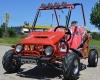 Buggy 125cc – 2 Locuri inport germania 2020