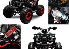 Atv Nitro Husky Turbo Sport New-Edition RS8