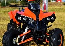 ATV NITRO WARRIOR RS 125 cc NEW 2019 !!!!