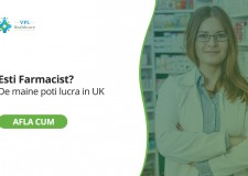 Cautam Farmacisti pentru Anglia