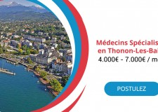 Doctors Specialists in Thonon-Les-Bains