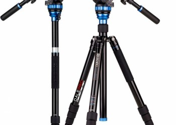 Manfrotto Beefree Live vs. Benro Aero 2 /4/7 Portable Video Tripods - Imagine principala