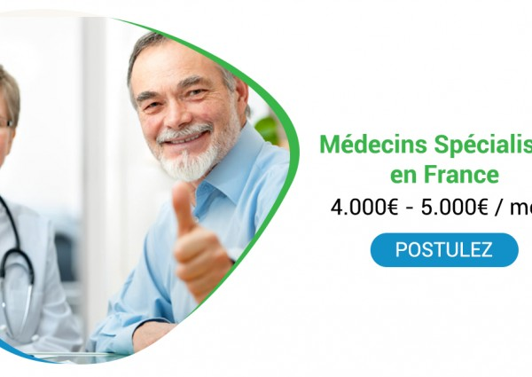 Doctors specialists in France